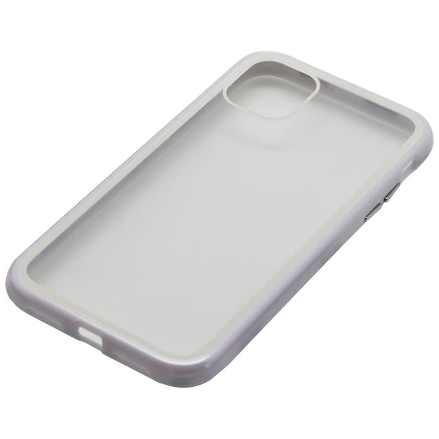 iPhone 11用マグネットPCバンパーケース